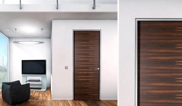 cửa gỗ công nghiệp q7