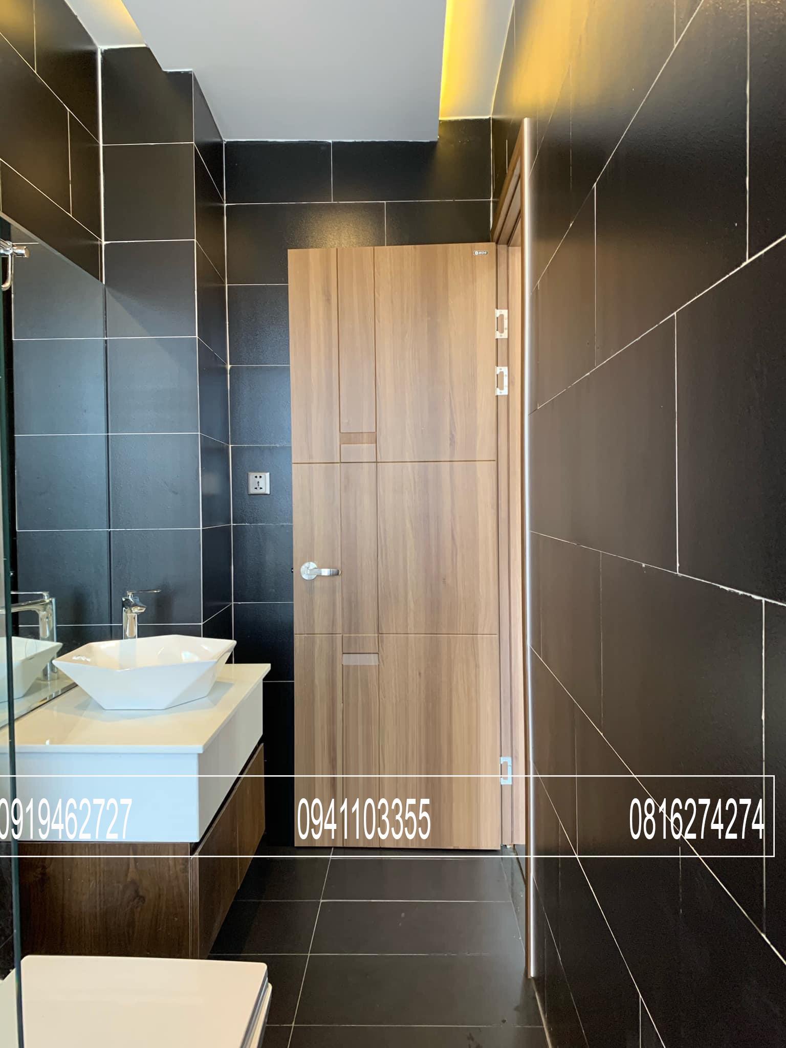 Cửa nhựa ABS Hàn Quốc mẫu 116-K1129 dành cho Toilet