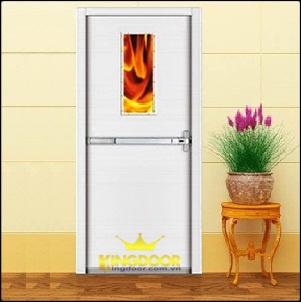 Giá cửa thép chống cháy