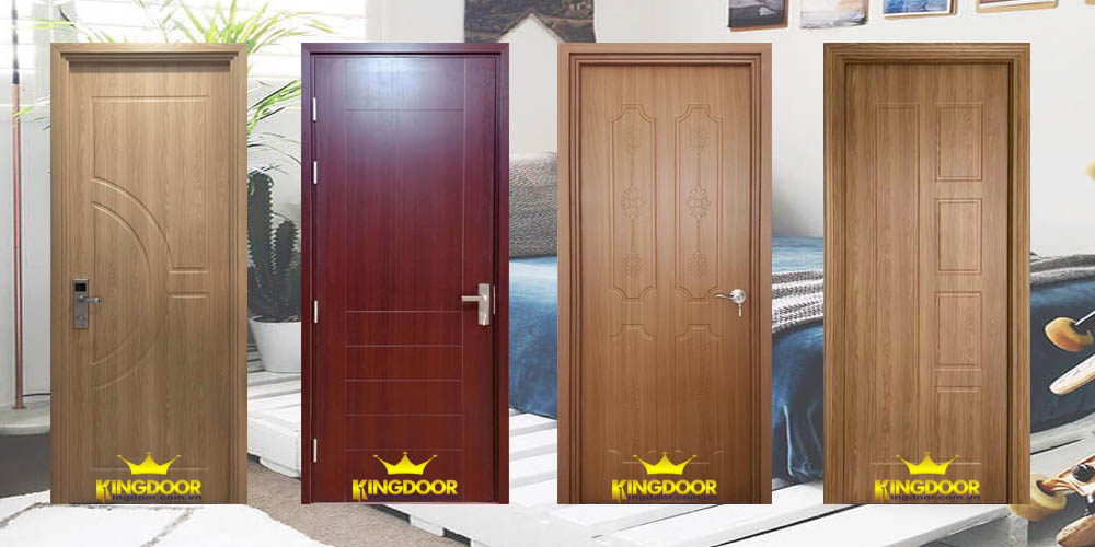 Mẫu cửa nhựa gỗ composite SYB