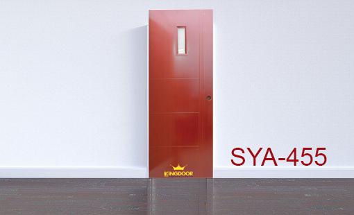 Cửa nhựa gỗ composite mẫu SYA-455