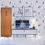 Cửa nhựa gỗ composite có ô kính