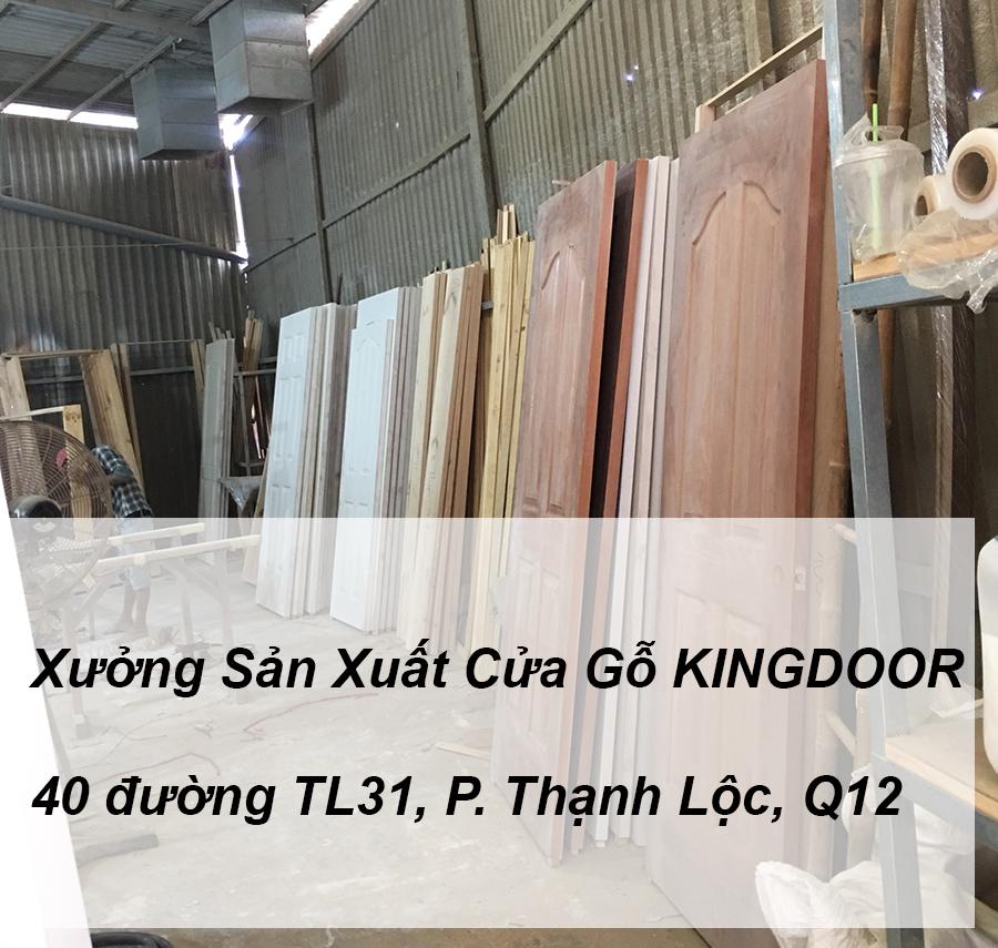 Xưởng Kingdoor