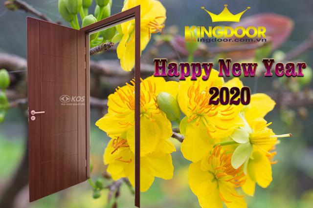 Kingdoor khuyến mãi cuối năm