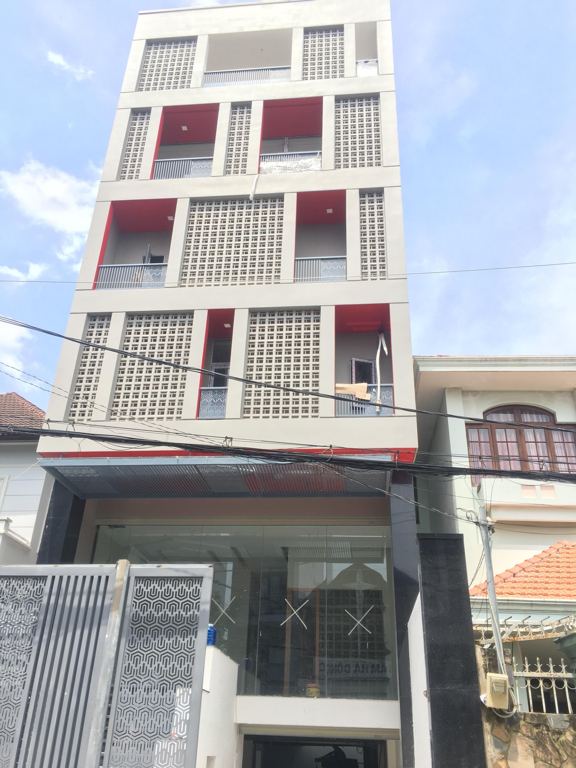 Văn phòng cho thuê do Cty Nhà Việt thi công