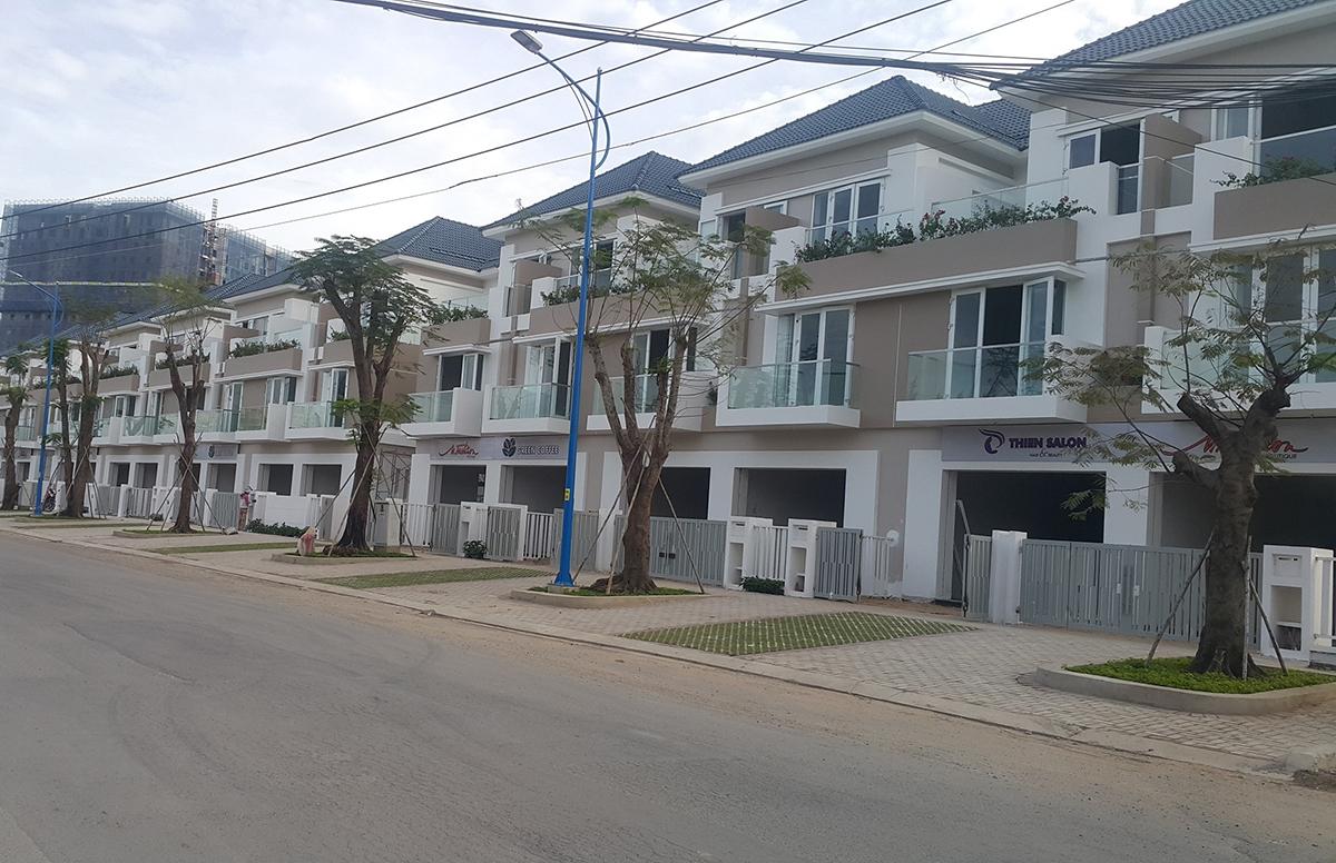 Cung cấp cửa phòng ngủ và cửa toilet cho KDS Melosa Khang Điền