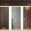 Cửa MDF phủ laminate