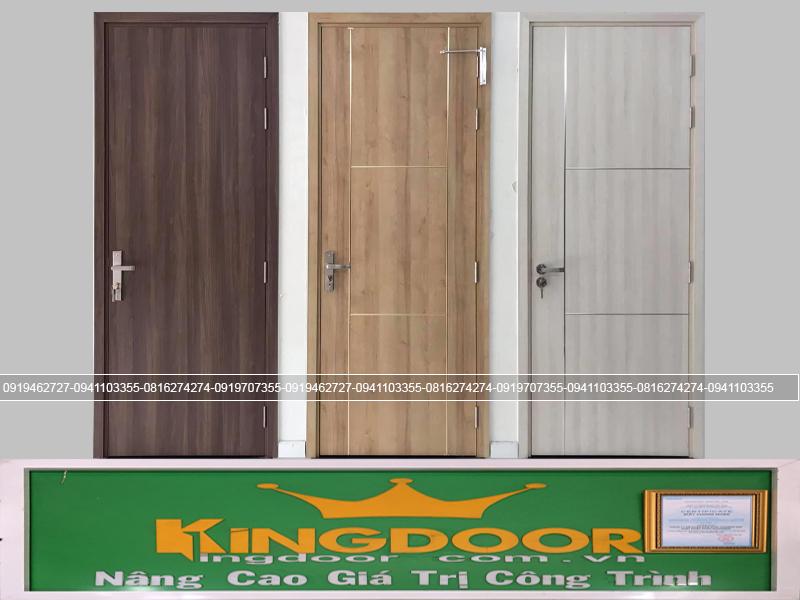 Cửa gỗ công nghiệp MDF từ ván cửa An Cường