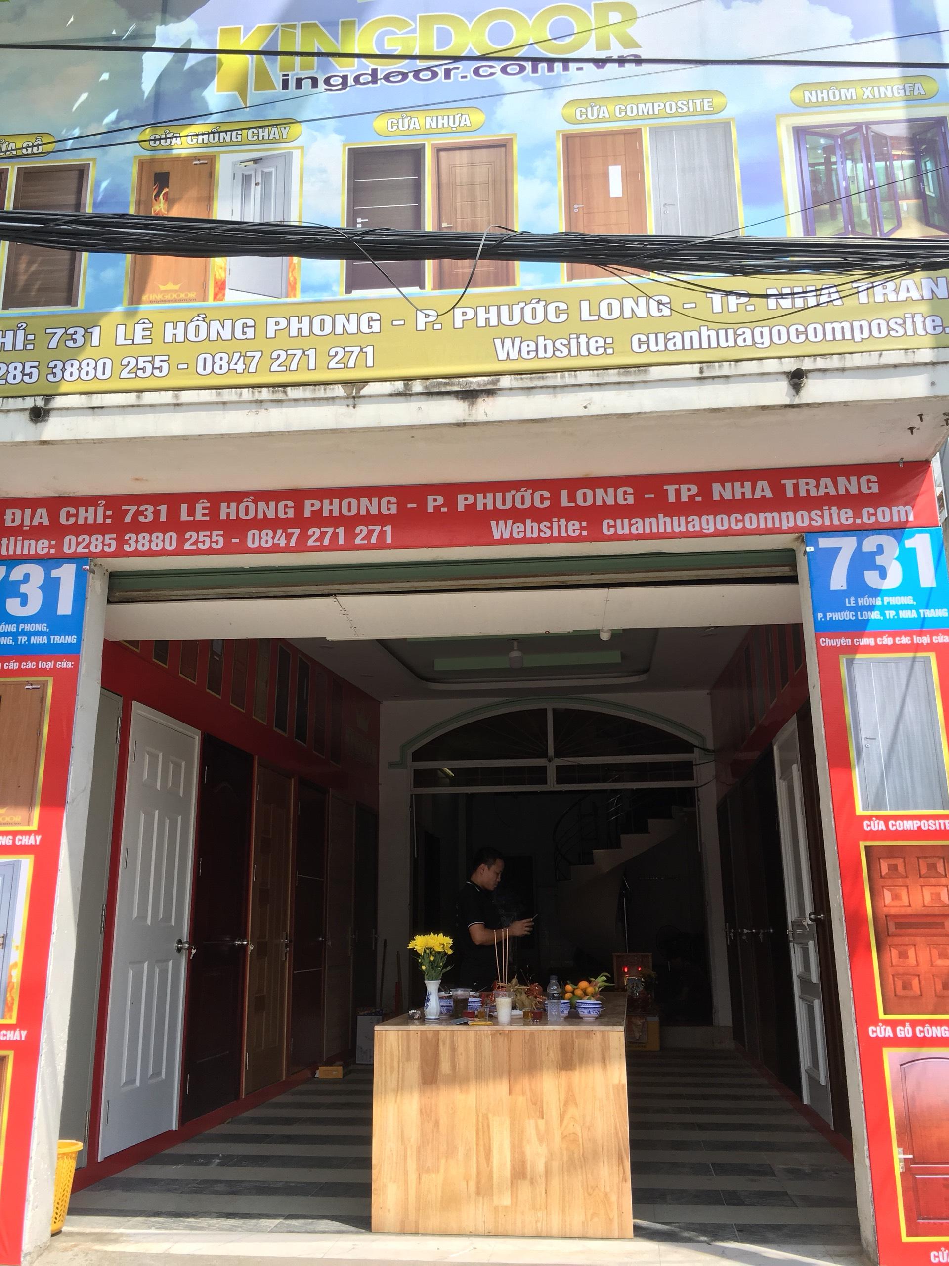 Địa chỉ Showroom Kingdoor tại Nha Trang