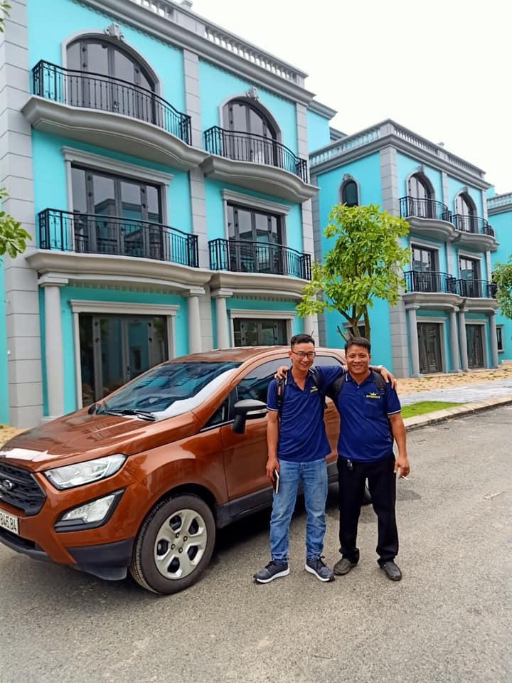Khảo sát công trình nhà phố tại Nha Trang