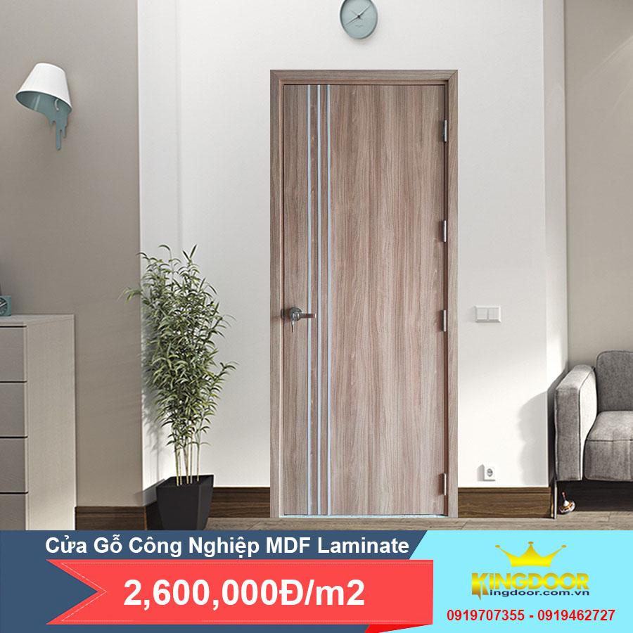 cửa gỗ công nghiệp laminate