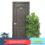 Cửa nhựa gỗ Composite tại Cần Thơ