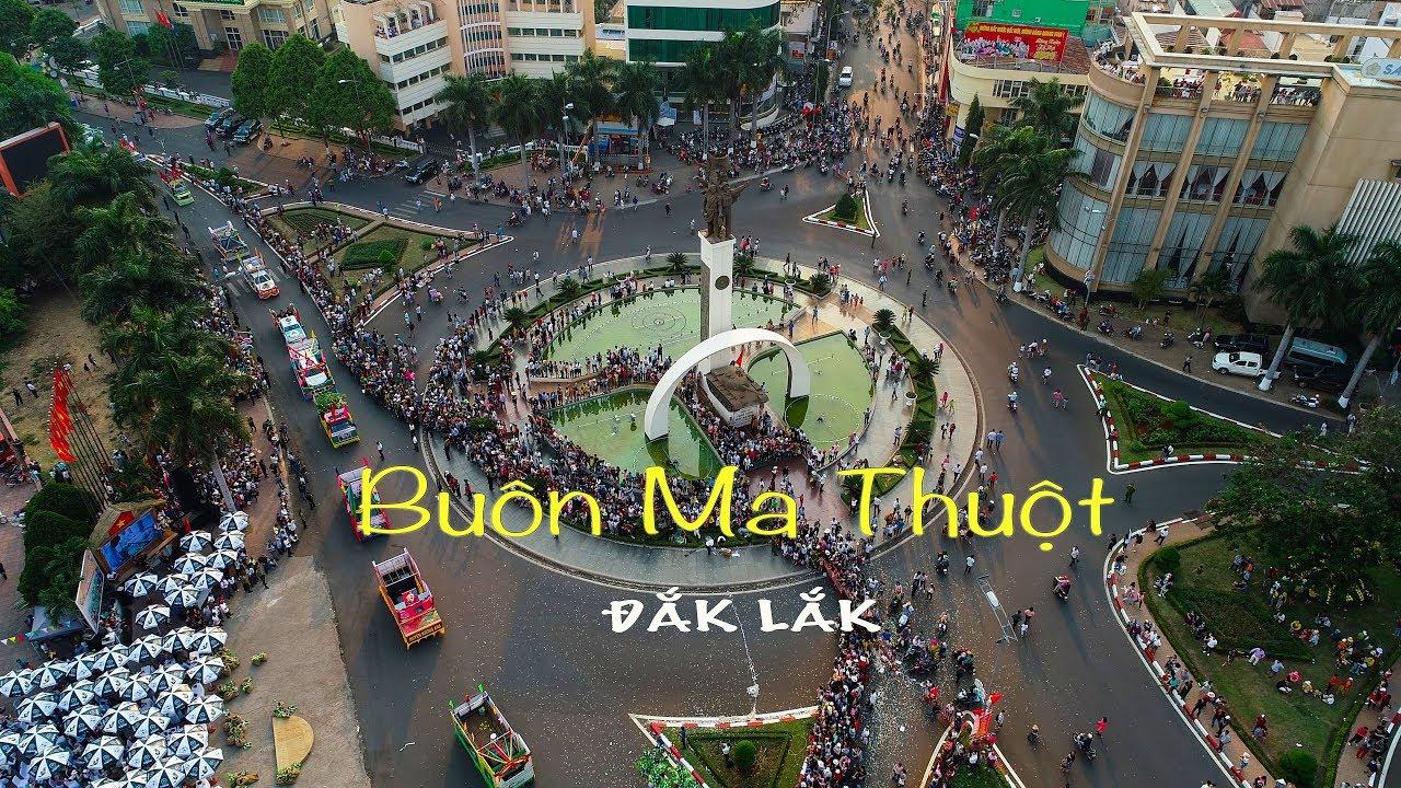 Thành phố Buôn Ma Thuột - Daklak