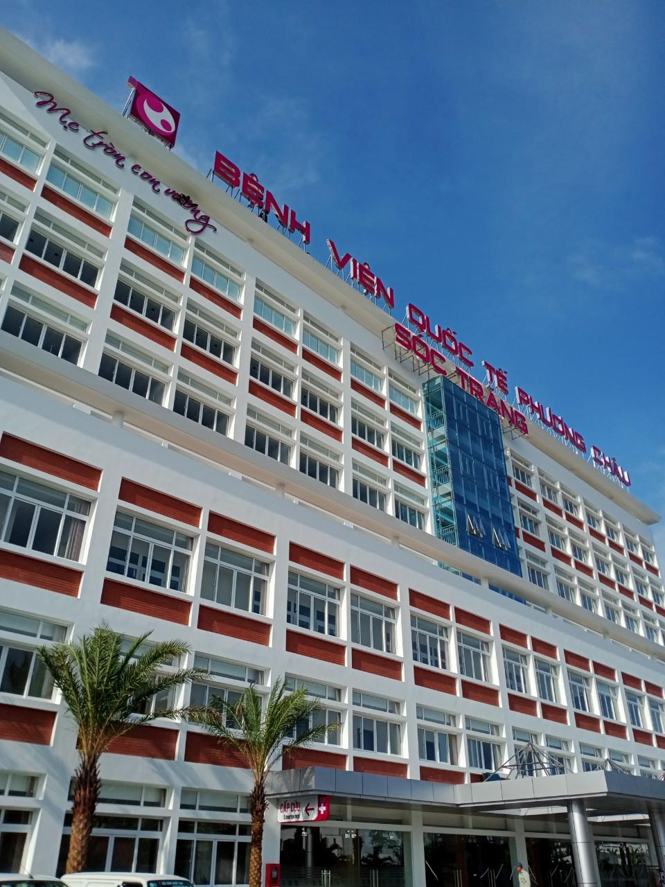 Bệnh viện Phương Châu Sóc Trăng