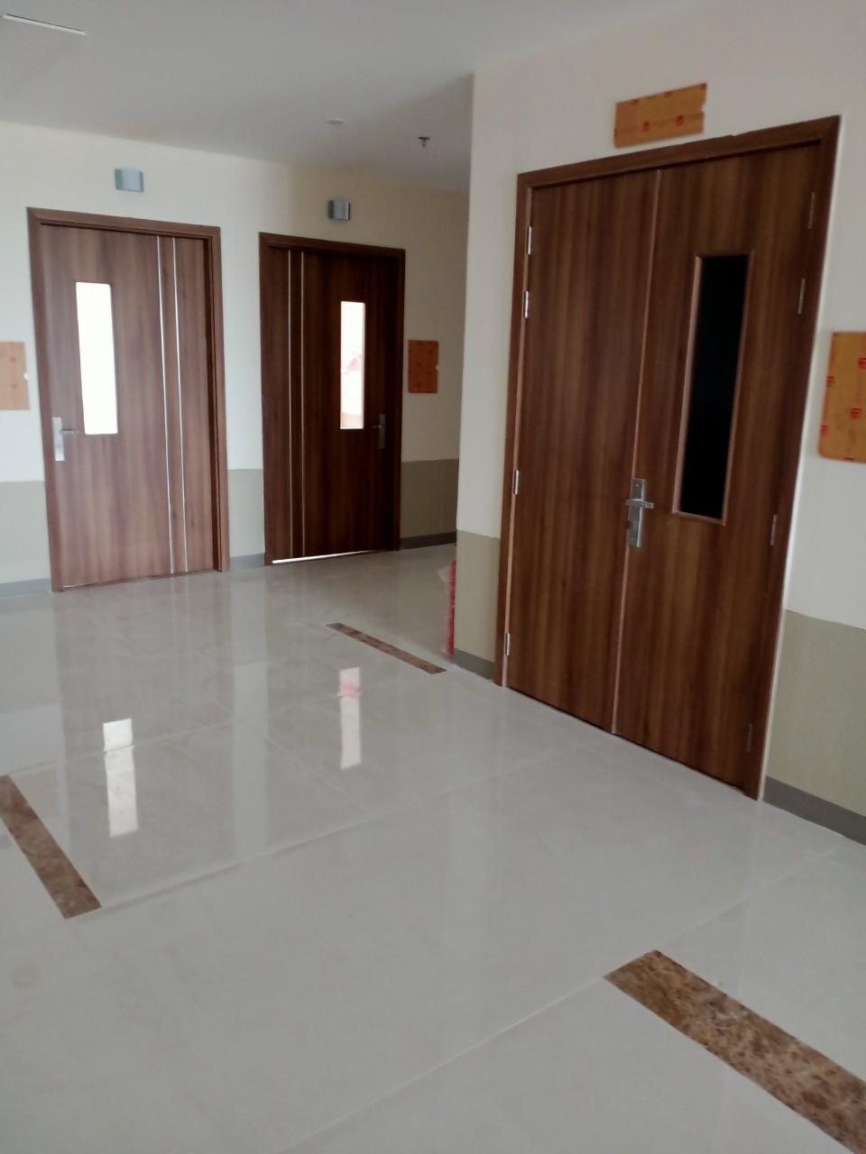Cửa nhựa ABS Hàn Quốc phòng nội trú và phẫu thuật