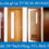 Mẫu cửa gỗ 2021